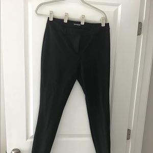 Express Pants - Express Legging Style Dress Pant Black
